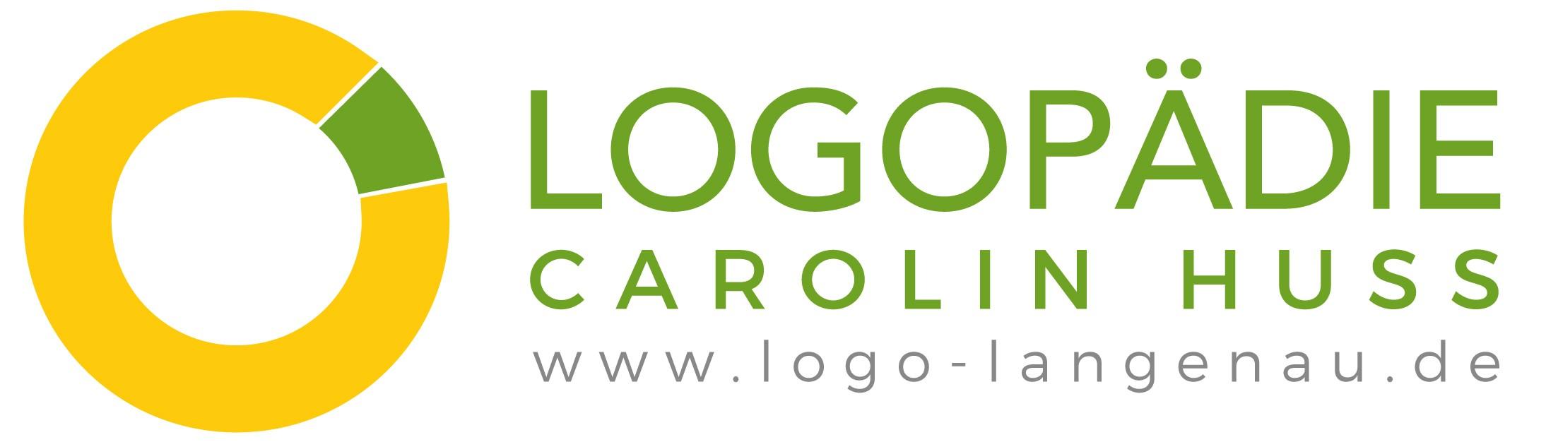 Das Logo von Logopädie Carolin Huss