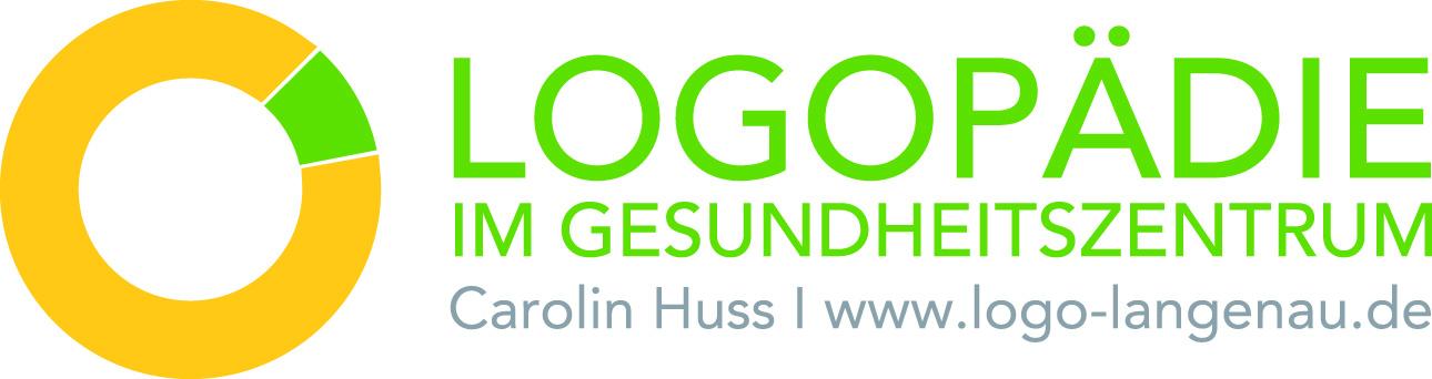 Das Logo von Logopädie im Gesundheitszentrum